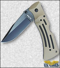 Ka-Bar Mule Folding Knife
