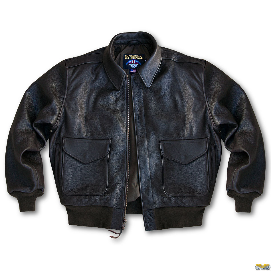 Buffalo leather jackets