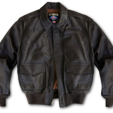 horsehide leather jacket