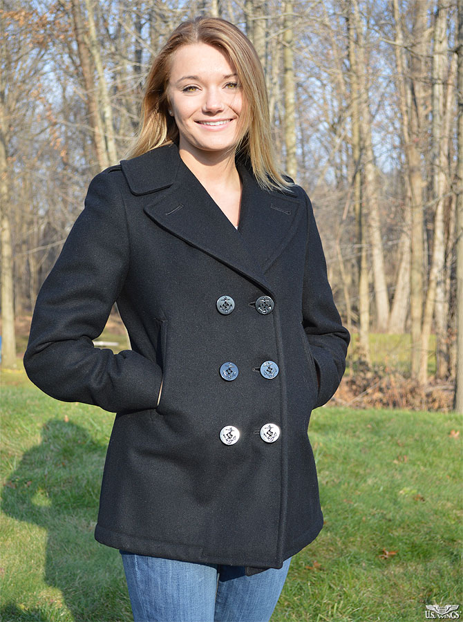 Pea Coats Womens Coat Nj