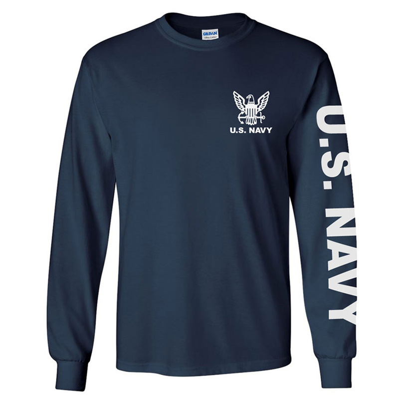 We have all the latest Navy T-Shirts among our selection, including official Navy Midshipmen Basketball Shirts that ensure you look just like the Midshipmen players in the dugout. The venchik.ml shop stocks Navy T-Shirts in any style, from long sleeve tees to tank tops and short sleeve Navy Midshipmen Shirts.