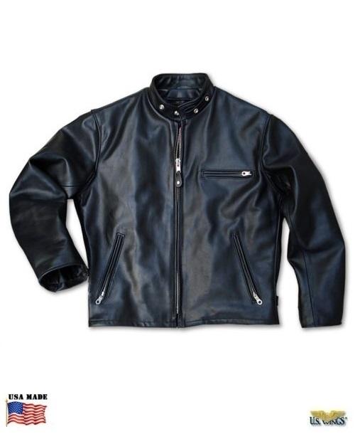 Schott® Classic Racer 141 Motorcycle Jacket