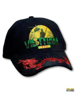 Vietnam Veteran Dragon Cap