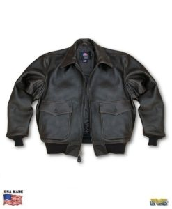 Signature Series™ Antique Lambskin G-2 Bomber Jacket