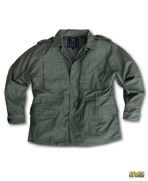Collector's Edition Alpha M-51 Field Jacket