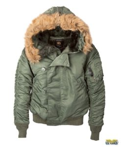 N-2B Cold Weather Jacket