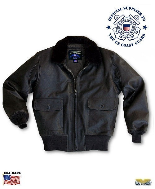 13879117029 Signature Series™ USCG G-1 Flight Jacket