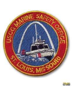 USCG Marine Safety Office Patch
