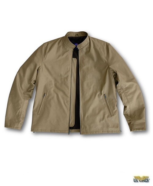 Lightweight Cotton Urban Adventurer Jacket
