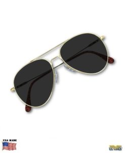 The General® AO Aviator Sunglasses