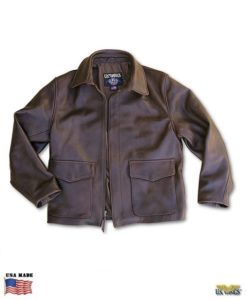 Signature Series™ Striated Lambskin Adventurer Jacket