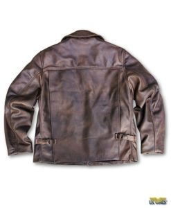 Signature Series Vintage Cowhide Indy-Style Adventurer Jacket
