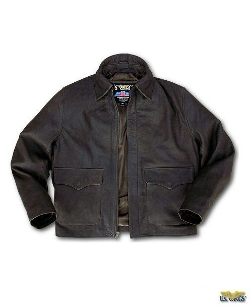Kid's Texas Steerhide Indy-style Legend Jacket