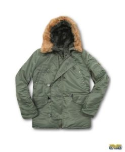 N-3B Cold Weather Parka