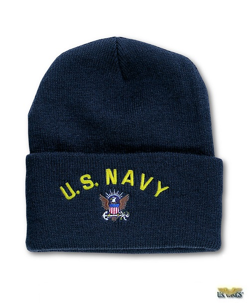 US Navy Wool Watch Cap