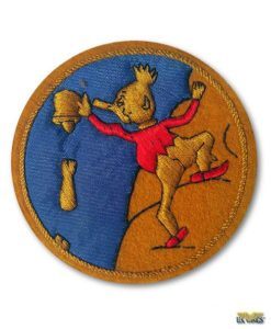 350 BS, 100 BG, 8th AF Patch