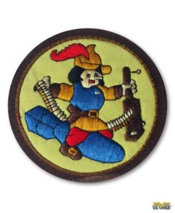 713 BS, 448 BG, 8th AF Patch