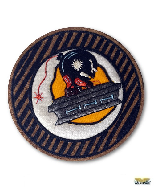 558 BS, 387 BG, 9th AF Patch
