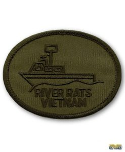 River Rats Vietnam Patch