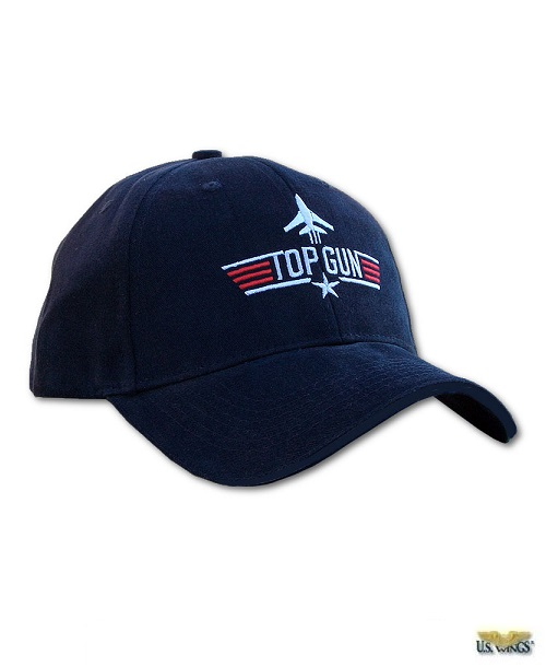US Wings Top Gun Logo Cap