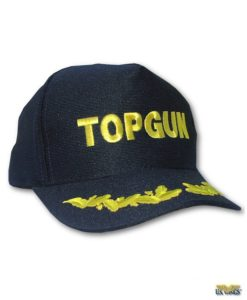 US Wings Top Gun Cap with Scrambled Eggs