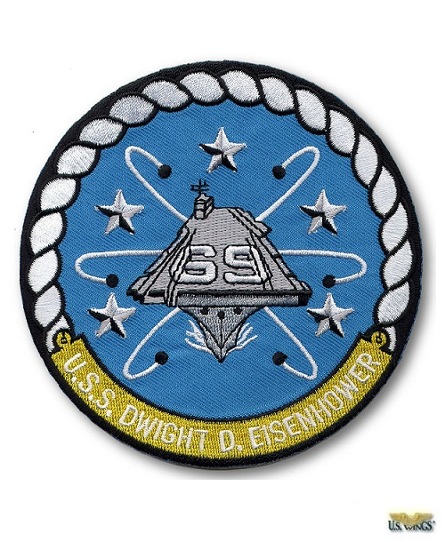 USS Eisenhower Patch