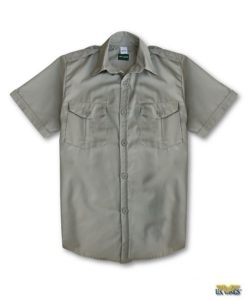 USW Adventure Gear™ Khaki Shirts (Short Sleeve)