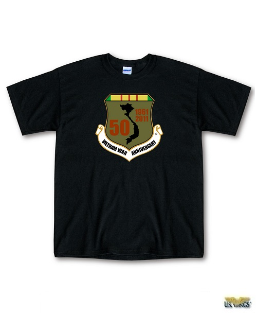 Vietnam War 50th Anniversary T-Shirt