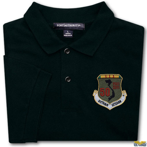 50th Anniversary Vietnam Veteran Polo Shirt