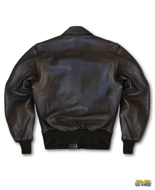 US Wings Women's Lambskin Bomber Jacket Modern A-2