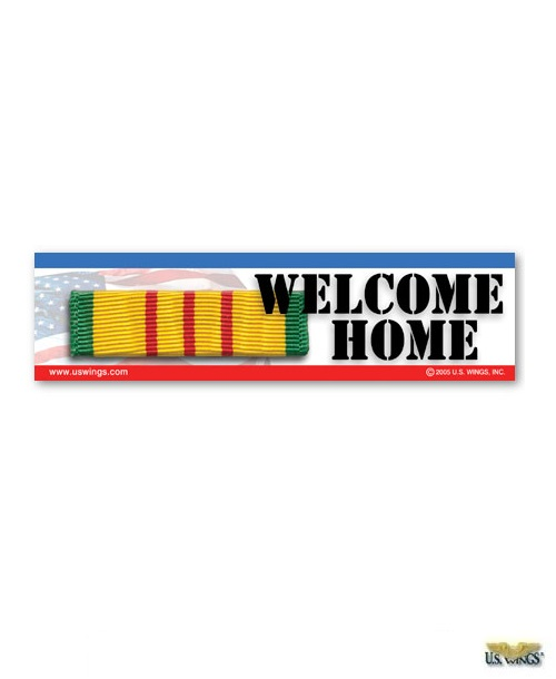 Welcome Home™ Bumper Sticker