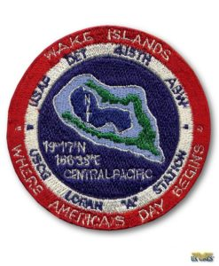 Wake Island USAF-USCG Patch