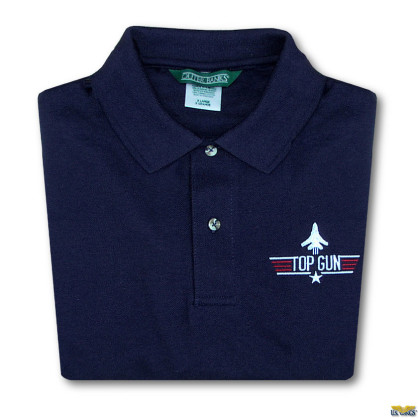 US Wings Top Gun Polo Shirt