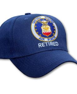 7c1f6b47743 US Air Force Caps