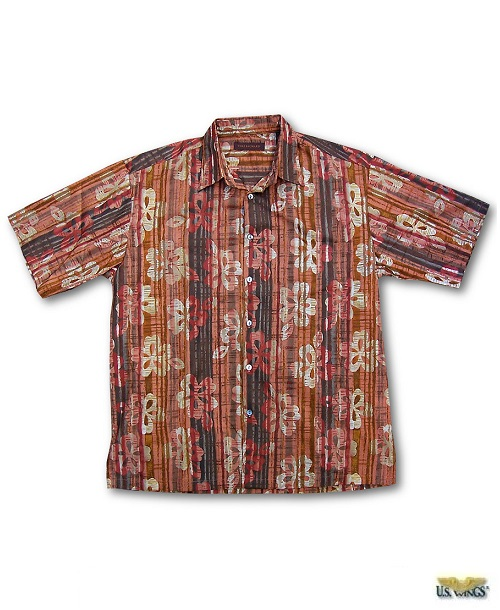 Flower Power Aloha Shirt