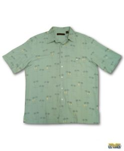 Moon Palm Aloha Shirt