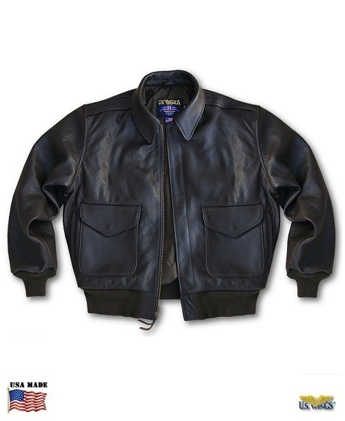 3d2f0cfaf Signature Series™ American Bison Leather Jacket Modern A-2