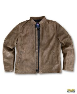 USW Vintage Steerhide Urban Adventurer Jacket