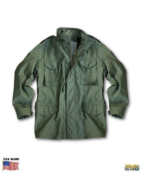 Vietnam-era Style M-65 Field Jacket