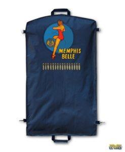 Memphis Belle Nose Art Garment Bag