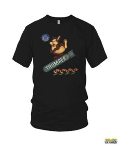 Thumper Nose Art T-Shirt