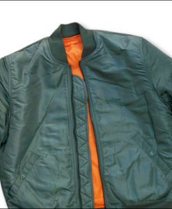 Nylon Flight Jackets
