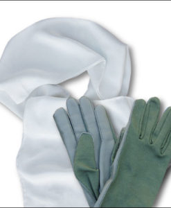 Aviation Scarves & Gloves