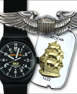 Watches, Jewelry, & Pilot Wings
