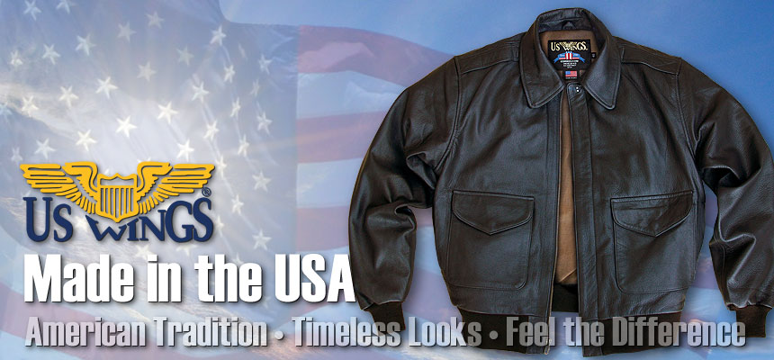 Jackets Made in USA