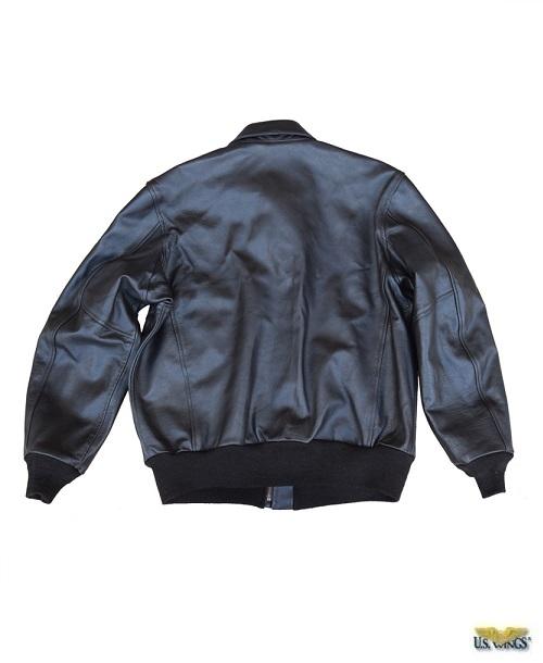 664b59c835 Signature Series™ Goatskin Modern A-2 Leather Jacket