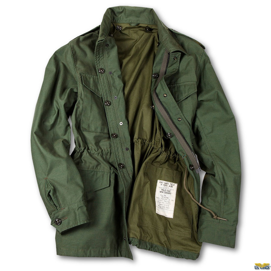 Cockpit 174 Usa M 51 Field Jacket
