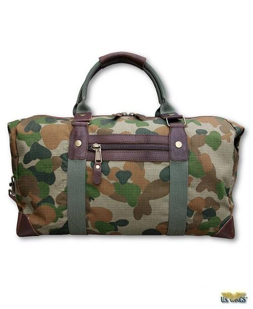 Australian Camo Safari Duffle Bag