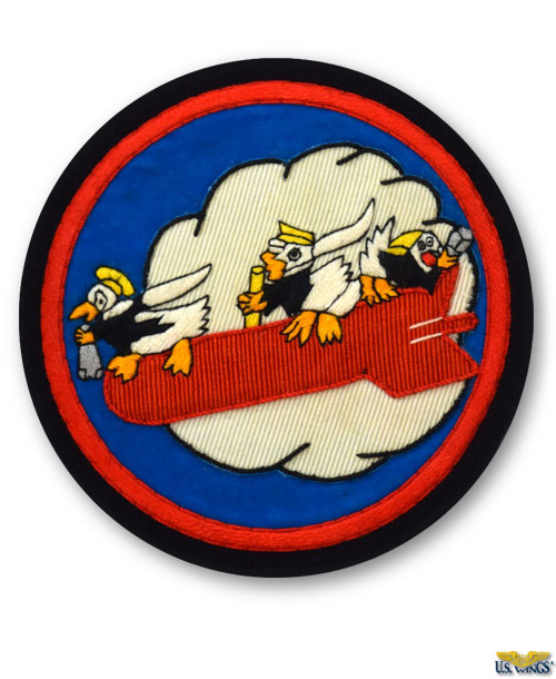 340 Bomb Squadron, 97 Bomb Group, 15th Air Force Patch