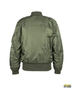 Women's MA-1 Flight Jacket